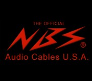 NBS Audio Cables(エヌビーエス)