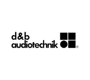 d&b audiotechnik(ディーアンドビー・オーディオテクニック)